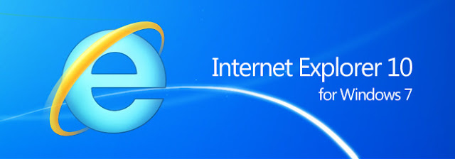 Internet Explorer (IE) 10 for Windows 7 / 8  for 32 bit and 64 bit Offline Installer Free Download