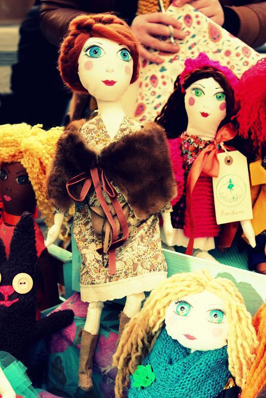 muñecas hechas a mano de lola i tola