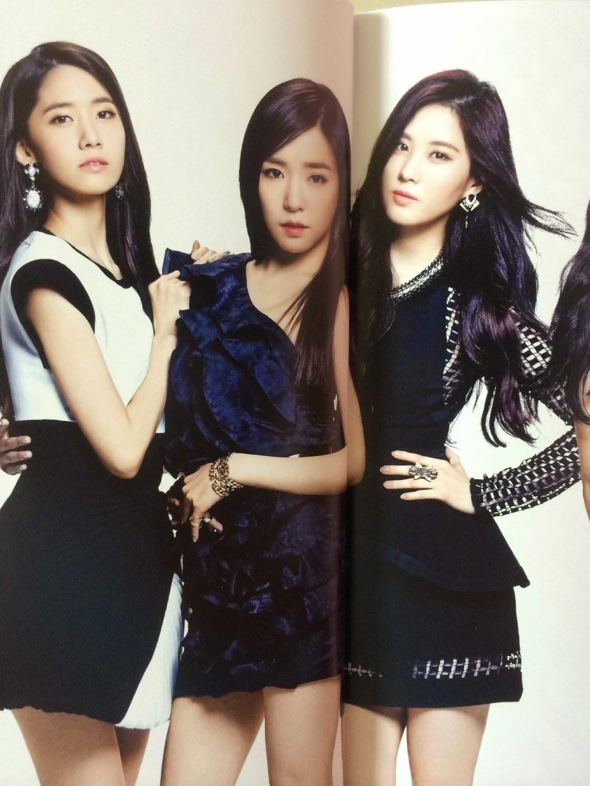 SNSD Girls Generation The Best Scan Photos 5