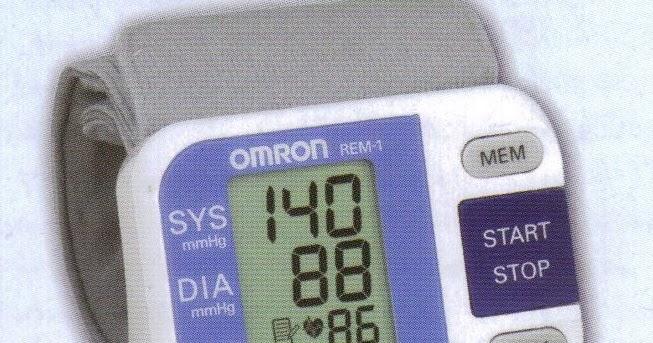 Tensimeter Digital Pergelangan Tangan OmRon