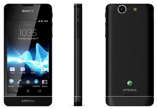 Sony Experia SX