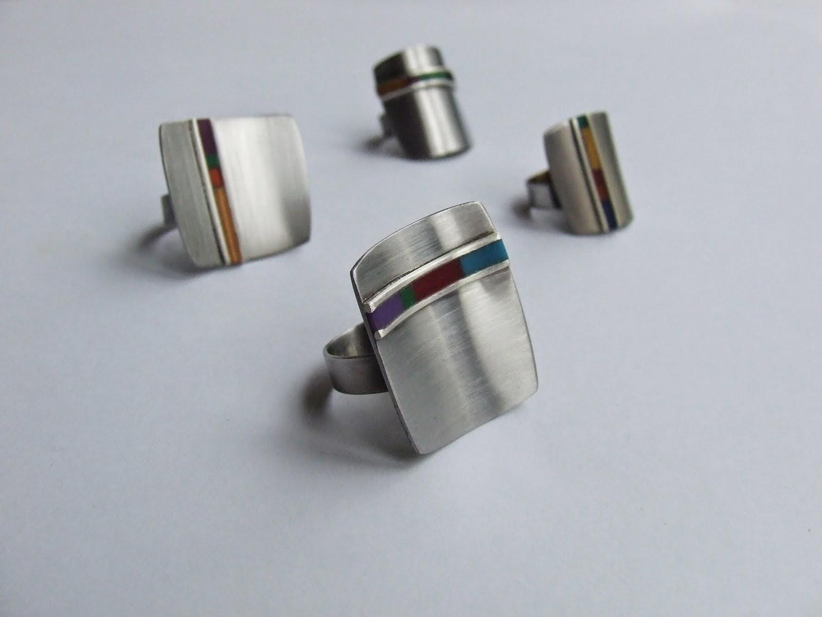Joyas BIU Joyas de Acero Anillos PAGINA 1 - imagenes de anillos de acero