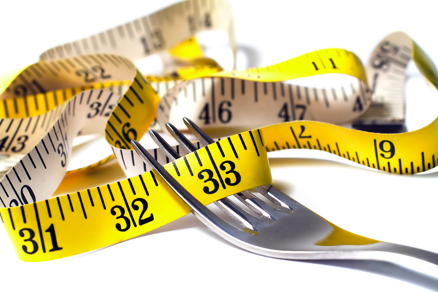 streng dieet snel afvallen