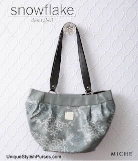 Snowflake Demi Shell