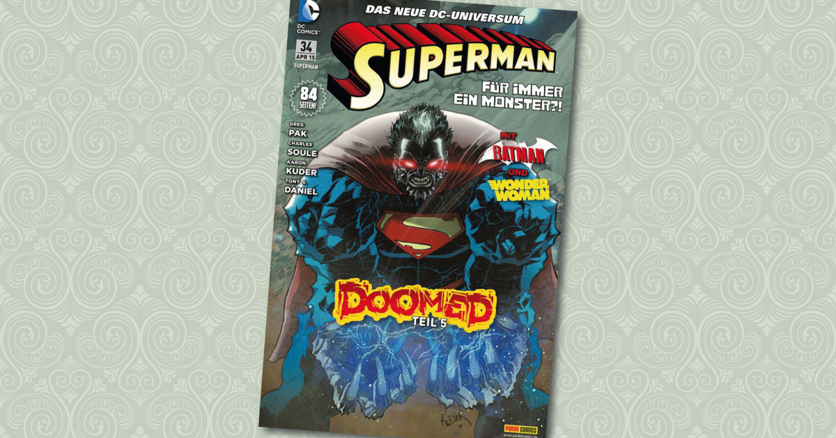 Superman Doomed 5
