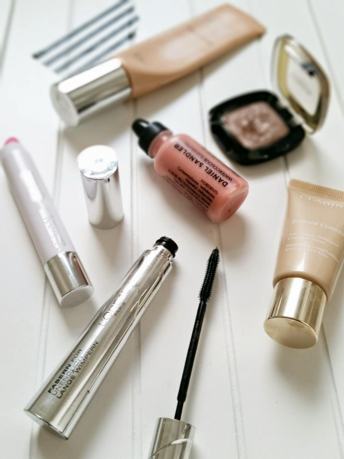 current makeup staples