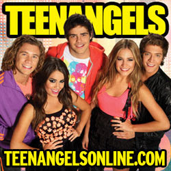 Vsita la web oficial de Teen Angels 2011