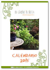 scarica e stampa il calendario 2015 Un Giardino In Diretta