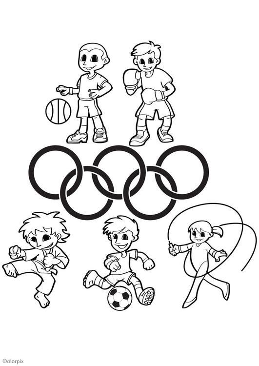 Dibujo Para Colorear Atletas Maraton Dibujos Atletismo Pic  25