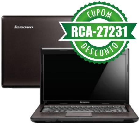 Cupom Efácil - Notebook LED 14 Lenovo G470 I3