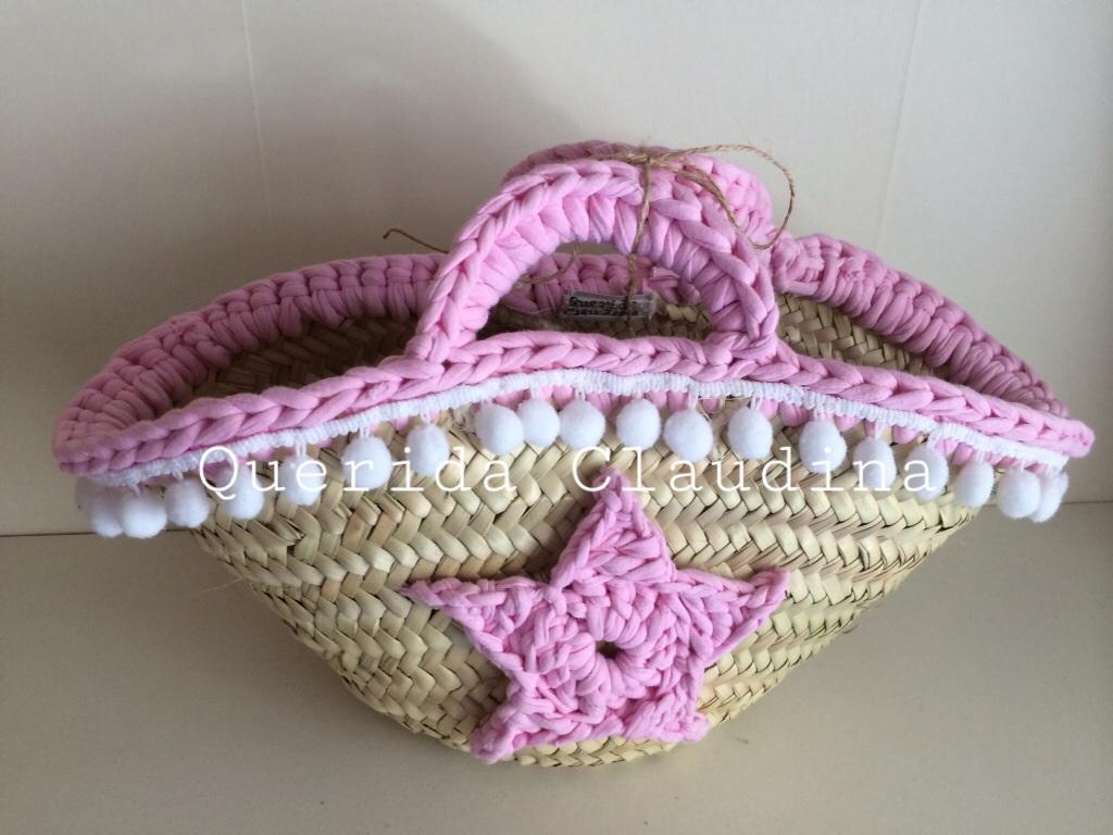 Querida claudina diy cesta para la playa - Cestas para la playa ...