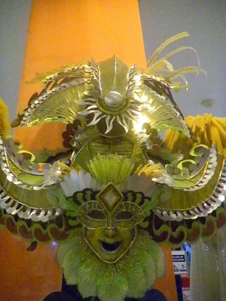 Mask of Bacolod
