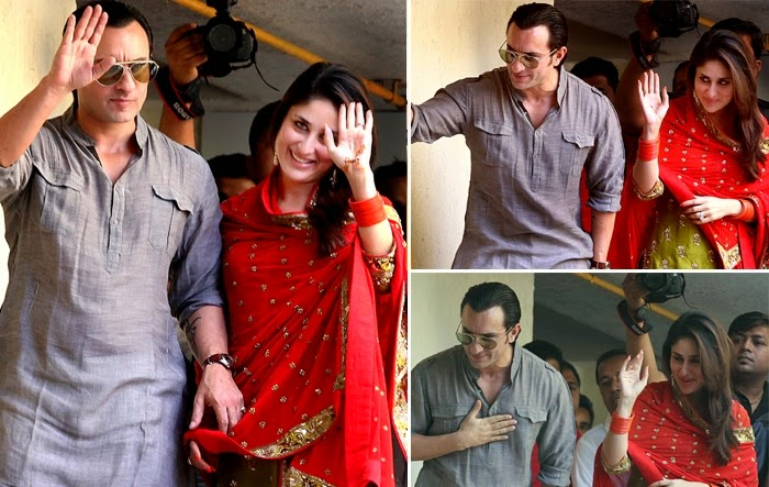 Saif-Kareena latest Hot Pics, Saif Ali Khan & Kareena Kapoor All HD Pics
