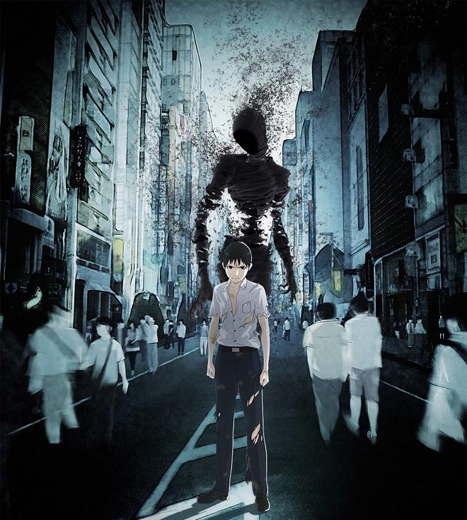 Anime Ajin vídeo promocional