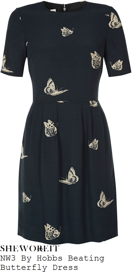 holly-willoughby-green-butterfly-dress-this-morning