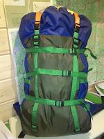 легкий рюкзак самодельный