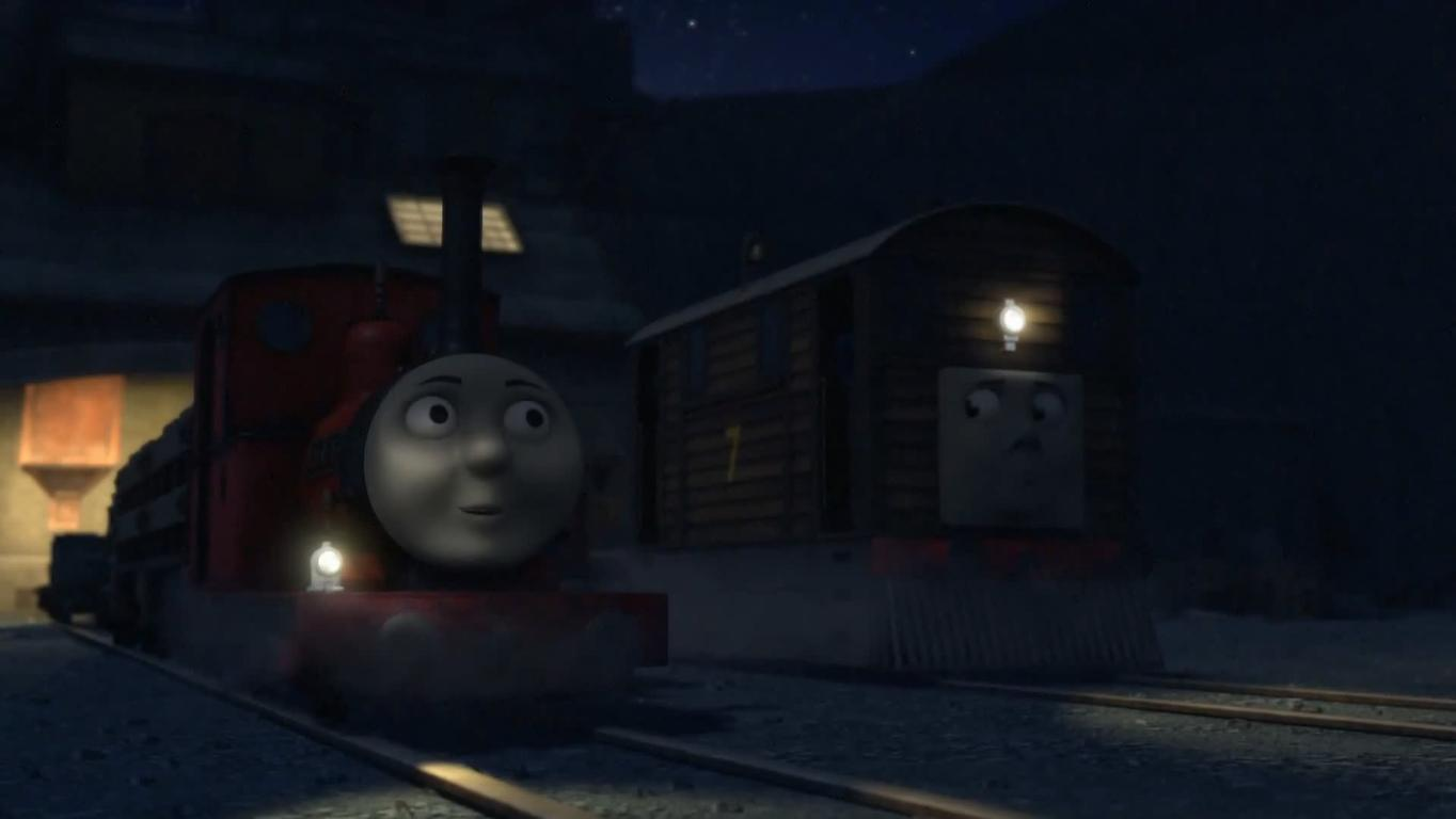 The Thomas And Friends Review Station S16 Ep 19 The Christmas Tree
