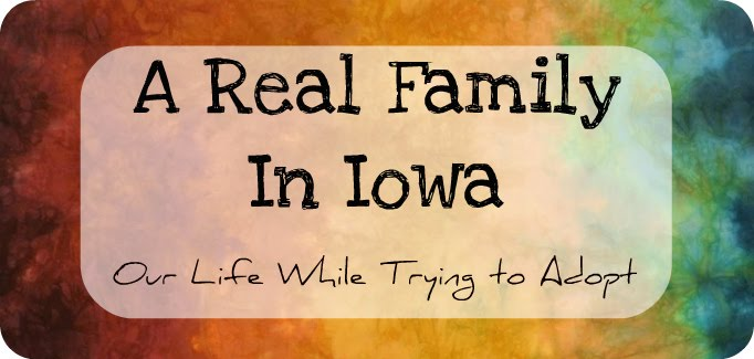 A Real Family In Iowa