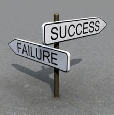 exito y fracaso en los negocios
