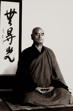 Maitre Taizen Deshimaru