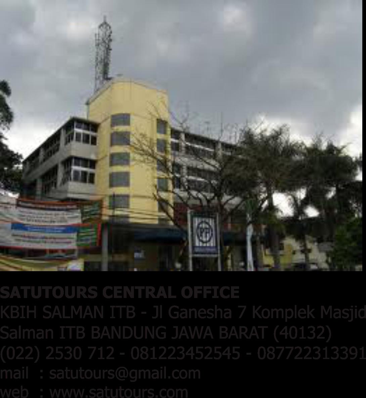 Biro Haji dan Umroh di Kota Bandung