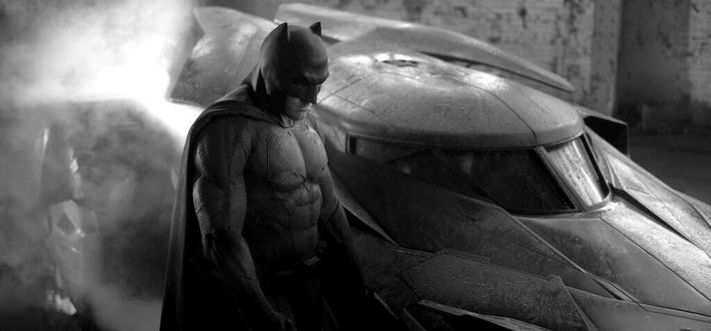 Batman vs Superman | Zack Snyder revela o Batmóvel e Ben Affleck como o novo Batman