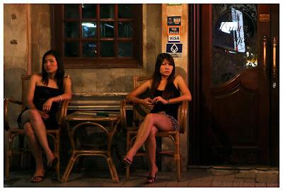 Wisata Seks Malam Kota Bangkok Thailand Harga Wanita Sudah Tertera