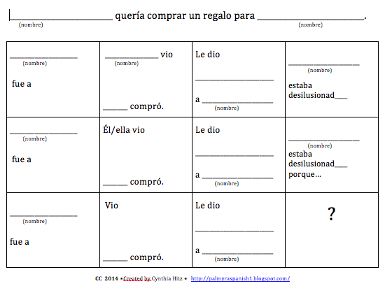 Teaching Spanish W Comprehensible Input 4