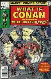 Conan Homenaje Uncanny X-Men 141