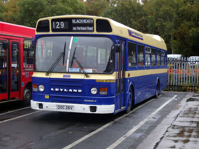Leyland National 2, Ex West Midlands Travel / WMPTE (1026)