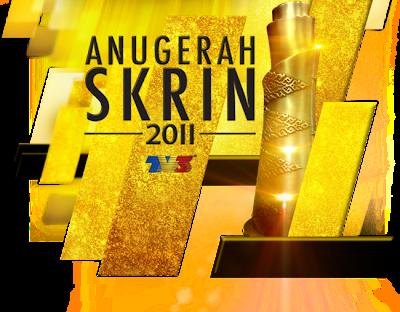 Keputusan Penuh Anugerah Skrin 2011