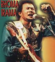 Chord Gitar Rhoma Irama - Bahtera Cinta