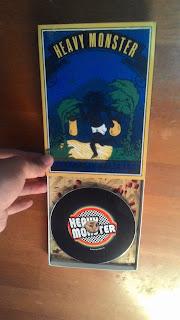 Aizzan Blog:  Album Terbaru Heavy Monster - J.P.K (Jalan Penuh Kenangan)