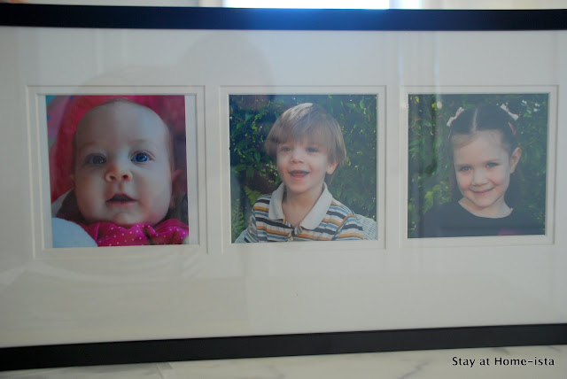 framed school photos