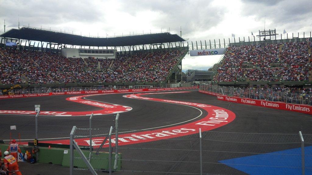 El blog de test del ayer f rmula 1 en m xico el foro sol for Puerta 2 autodromo hermanos rodriguez