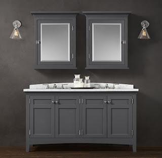 vanities like restoration hardware