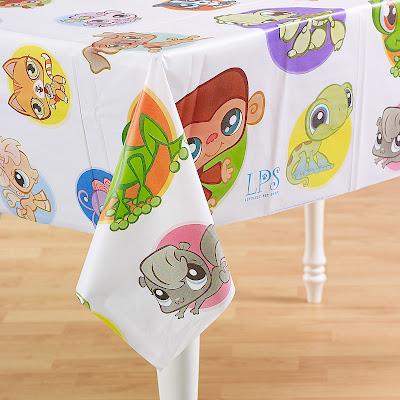 decoraci n de fiestas infantiles de littlest pet shop. Black Bedroom Furniture Sets. Home Design Ideas