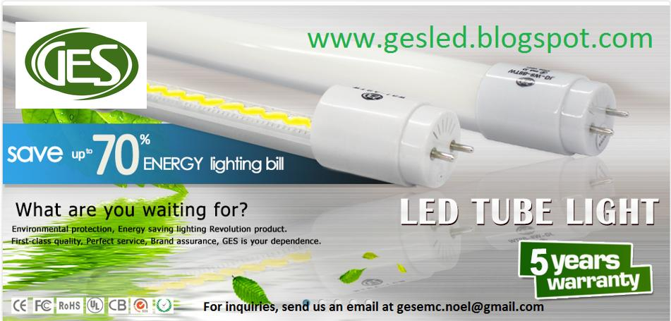 how to order ges 4th generation led lights