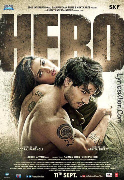 Download Film India Hero 2015 WebRip Subtitle Indonesia English 720p 480p