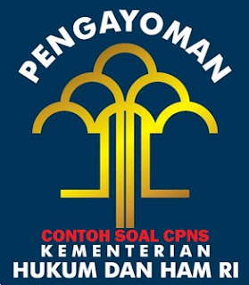 Contoh Soal CPNS Kemenkumham Gratis Terbaru Download