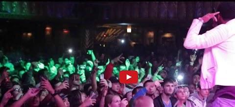 Spenzo - Live at House of Blues Chicago with Wiz Khalifa