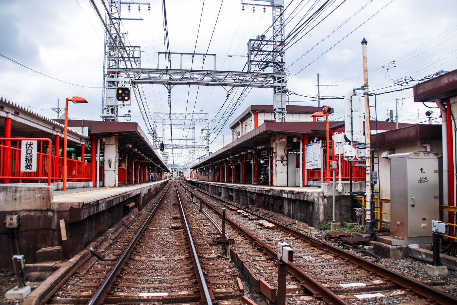 伏見稻荷(日本-關西)