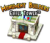 เกมส์ Monument Builder - Eiffel Tower