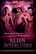 Alien Interludes (Clans of Kalquor Short Stories)