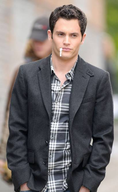 Penn Badgley - Images