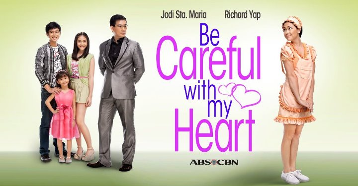 BE CAREFUL WITH MY HEART - OCT. 29, 2012 PART 1/4