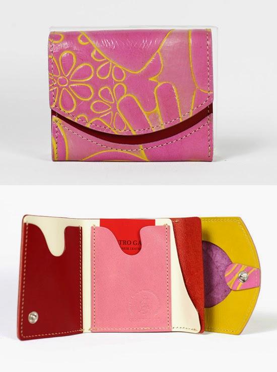 小さい財布 サクラナアリス