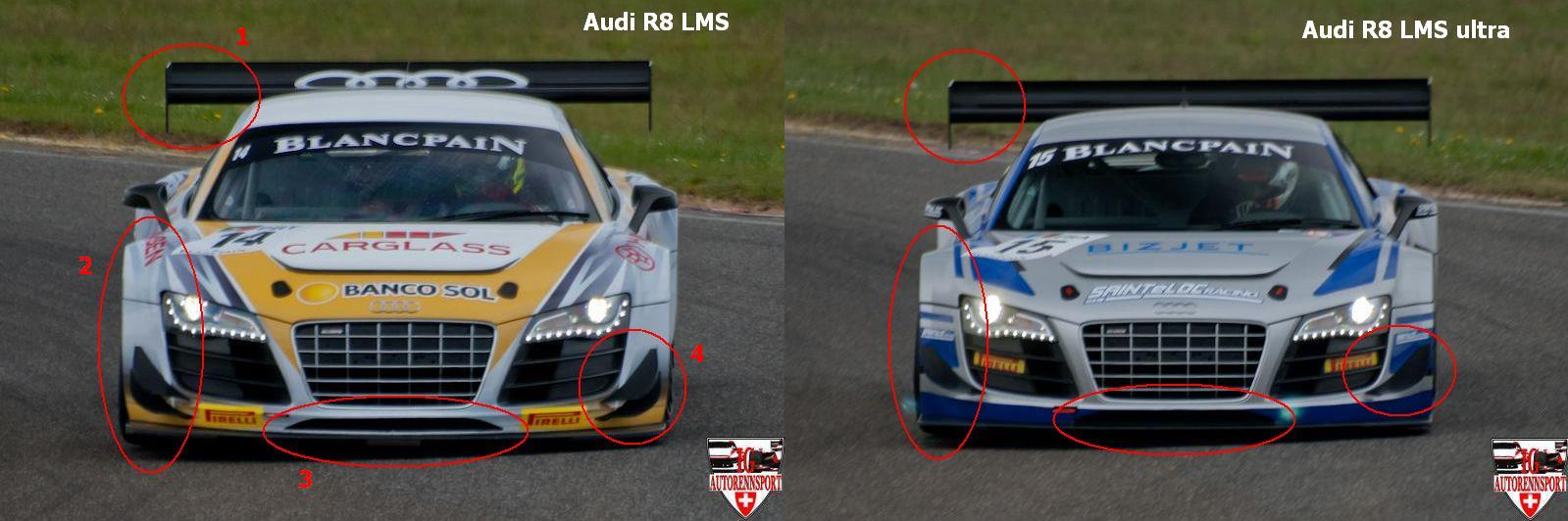 Gallery For > Audi R8 Lms Side View