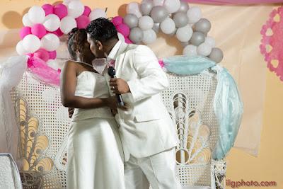 mariage en Guadeloupe, les Abymes, réception