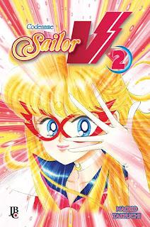 Checklist Shoujo/Josei - Setembro de 2015 Sailor V #2